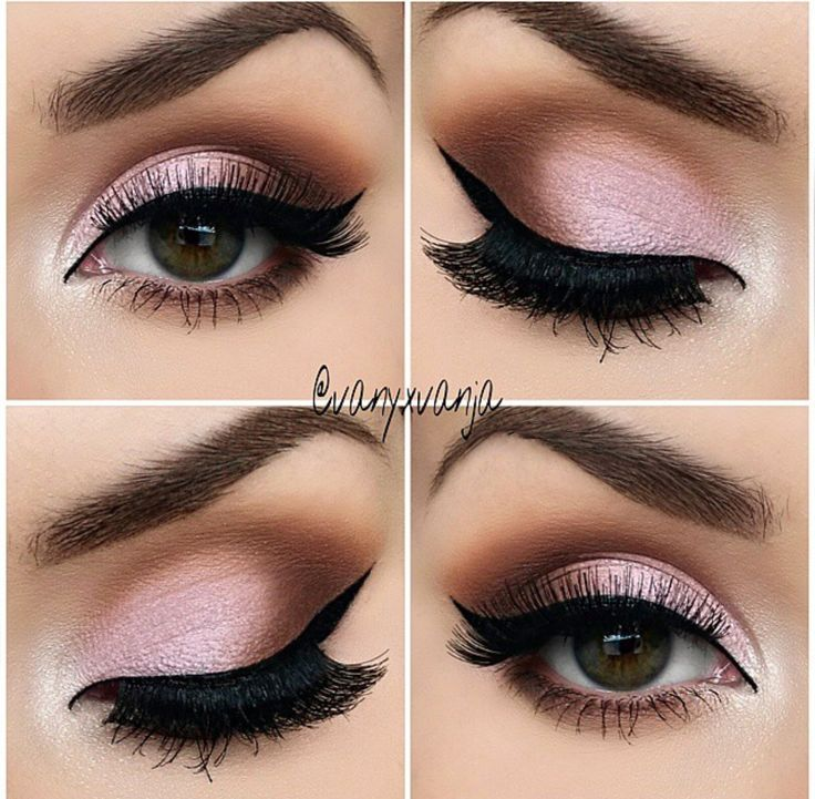 Wedding Eye Makeup Pink : 25+ best ideas about Pink Smokey Eye on Pinterest Prom ...