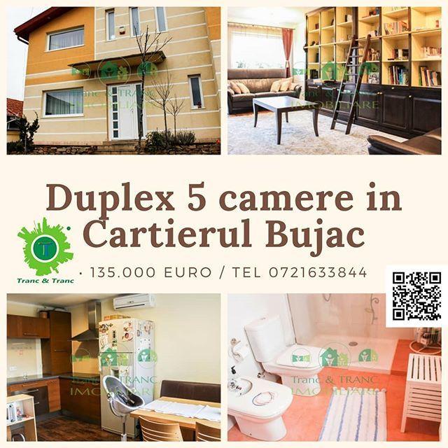 #TrancAndTranc va propune o noua proprietate careia sa ii spuneti cu drag #acasa un duplex in cartierul #Bujac cu 5 camere spatios la distanta de cateva minute de Mall.  Mai multe detalii: http://ift.tt/2GVkNPi  #360view #realestate #imobile #imobiliare #imobiliarearad #imobiledelux #instaimobiliare #apartament #acasa #acasă #vrimobiliare #vrrealestate #vr #arad #oferta #reducere #discount #promotie #pretpromotional