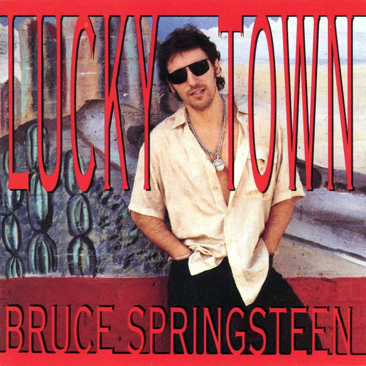 BRUCE SPRINGSTEEN LUCKY TOWN FULL ALBUM