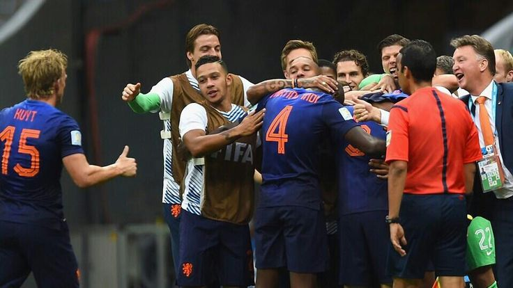3rd place for Netherlands after beat brasil 3-0