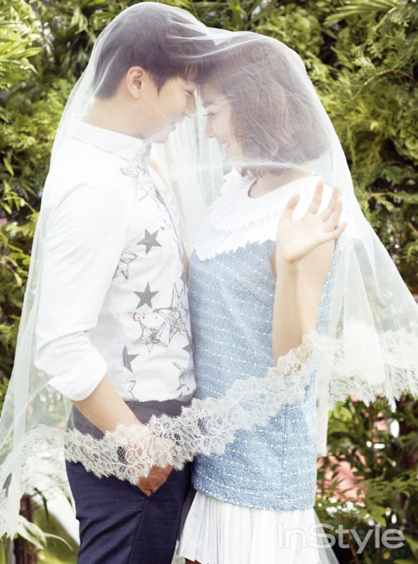 Lee So Yeon Takes Fans Inside Her Wedding Rehearsal in InStyle Korea