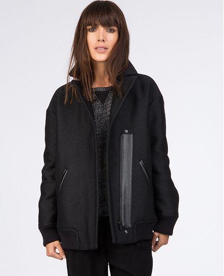 cdc Comptoir des cotonniers veste manteau