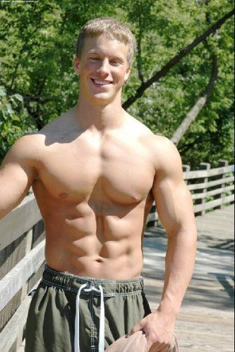 Hot blonde boys nude