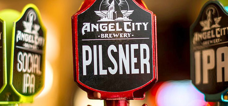 Angel City Brewery #angelcity #angelcitybrewey #angel #city #brewery #california #usa #beer #öl #bryggeri #mikrobryggeri