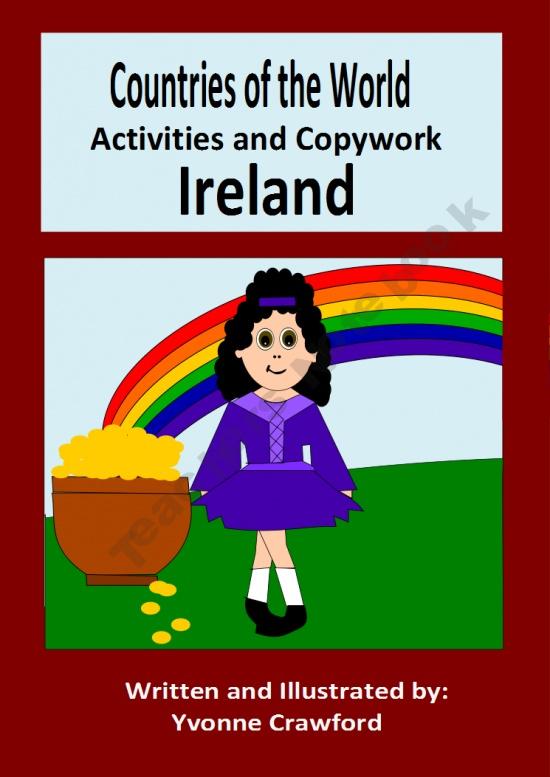 12 best st patrick 39 s irish heritage teaching for kids images on pinterest ireland celtic. Black Bedroom Furniture Sets. Home Design Ideas