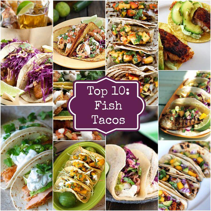 Coconut Fish Cafe Taco Recipe
