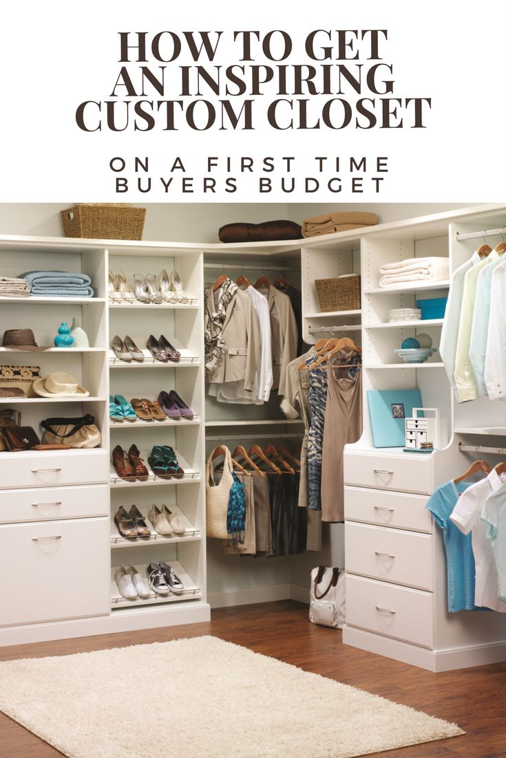 395 best an organized closet images on pinterest columbus ohio bedroom closets and remodeling - Keep your stuff organized with bedroom closet organizers ...