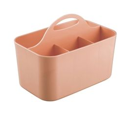Dorm Shower Caddy - Coral