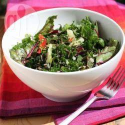 Kale and Chard Salad @ allrecipes.com.au