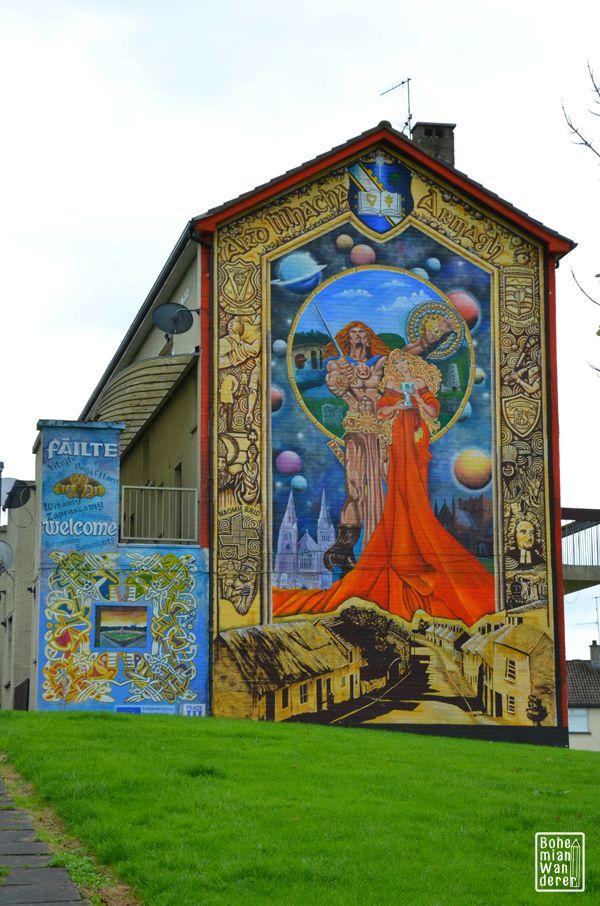 Una passeggiata ad Armagh, la città delle due cattedrali #armagh #northernireland #irlandadelnord