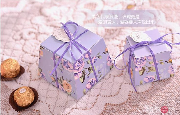 Send Out Your Favors With Big Favor Boxes,cake Favor Box