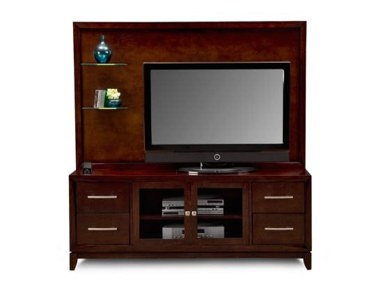 Anon Entertainment Wall   Value City Furniture