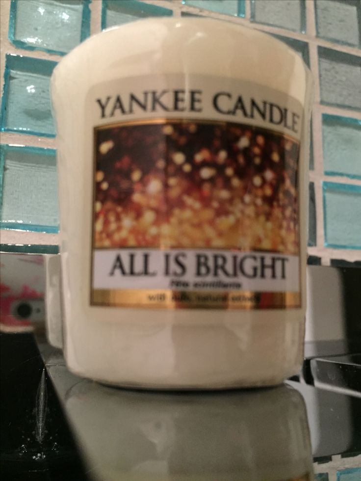 Yankee Candle All is Bright - Sampler