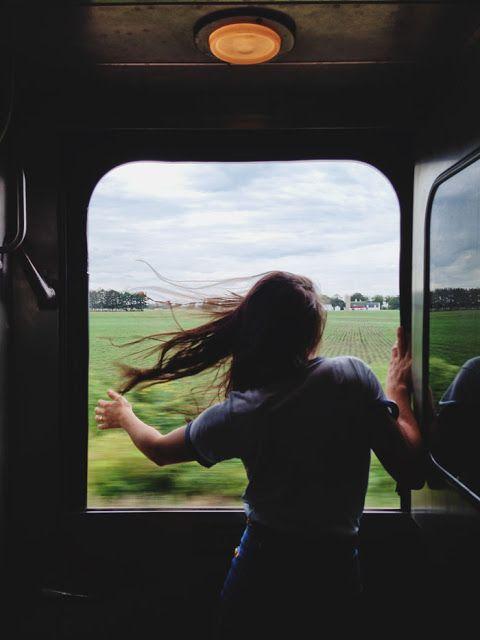 Почувствуй ветер в волосах