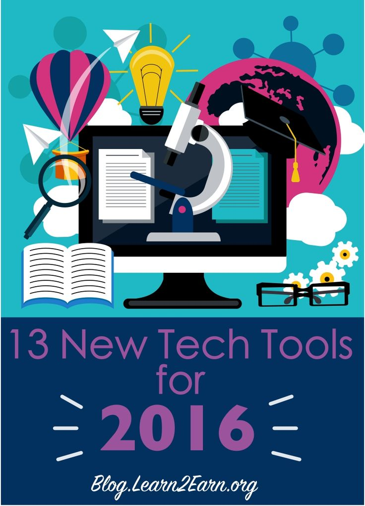 edtech tools for 2016 Some of these are not new but still good.
