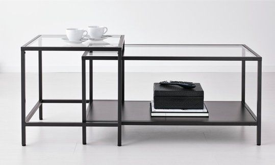 Space Savers: 10 Stylish Nesting Tables — Apartment Therapy's Annual Guide | Apartment Therapy