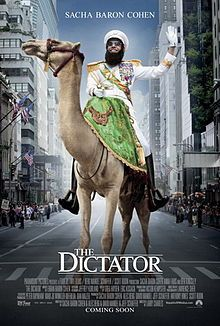 The Dictator (2012 film) - Wikipedia, the free encyclopedia