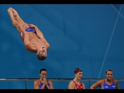 Team USA diving team going for GOLD