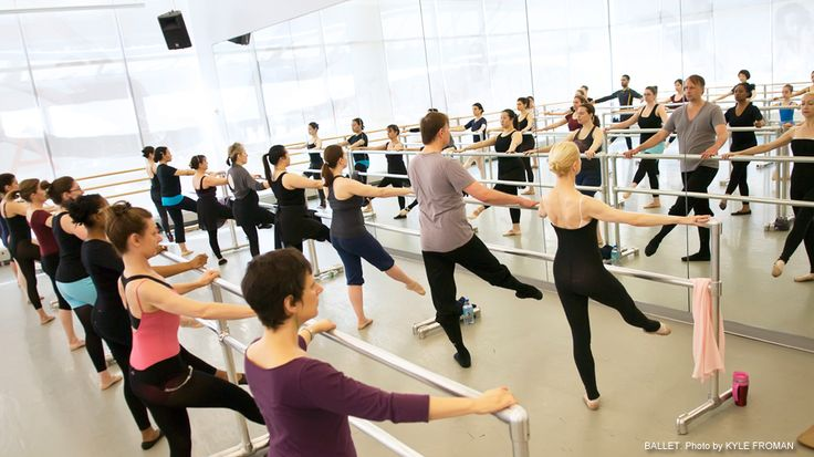 Absolute Beginner Ballet - Dance Classes NYC | Alvin Ailey American Dance Theater