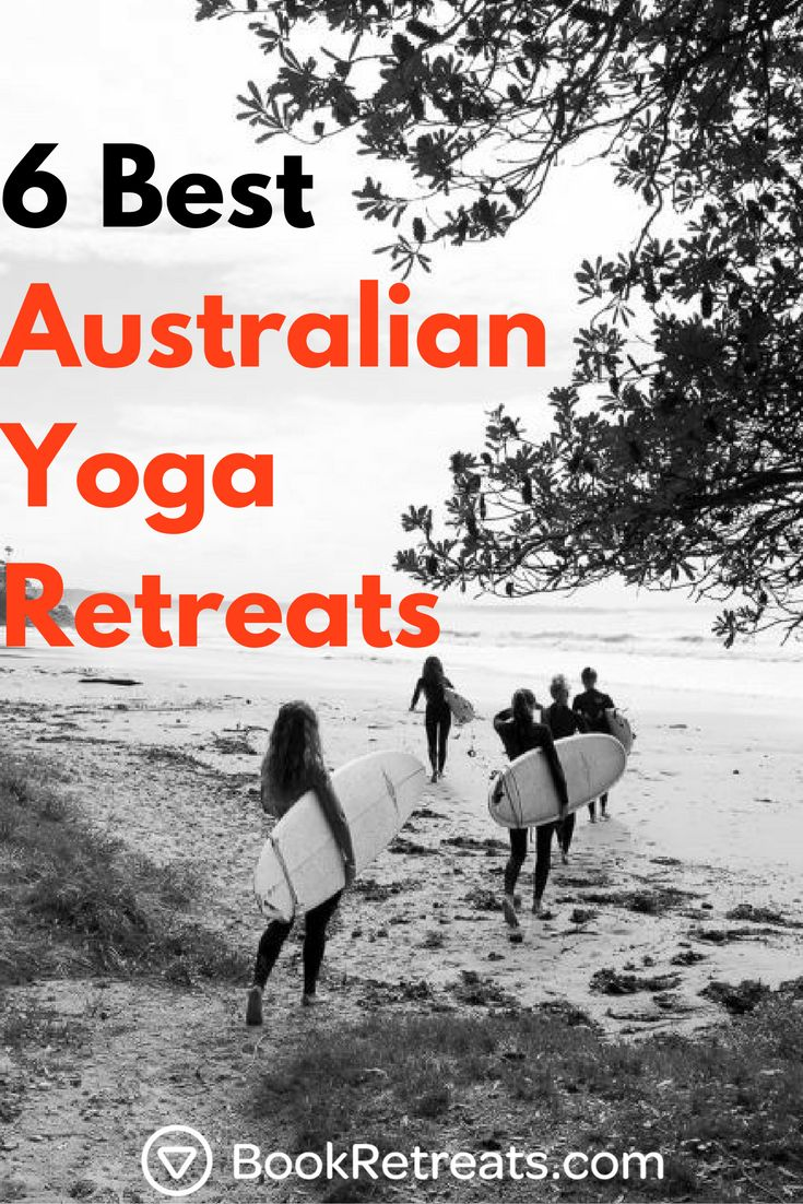 You've always wanted to go to Australia, where the sun shines brightly and the waves roll in happily. Let's make it happen this year with one of these affordable retreats that we have lined up :)  #yogaretreat #australia #travel #beach #surf