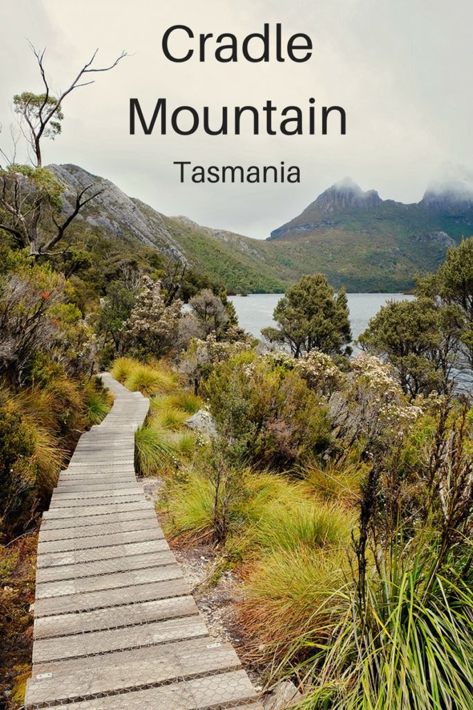 Discover Tasmania's Cradle Mountain at Lake St. Clair National Park
