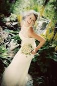 One of my lovely brides, Daisy!