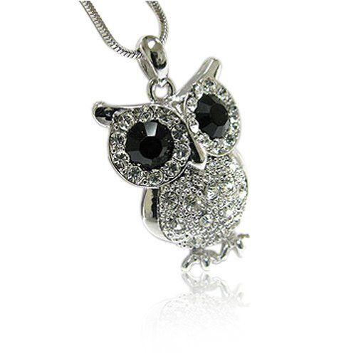 The 15 best images about owls on pinterest owl jewelry crystal owl jewelry aloadofball