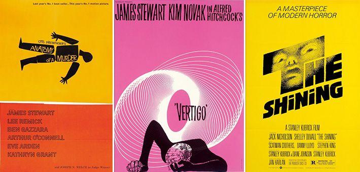 Ο θρυλικός Saul Bass και τα εκπληκτικά movie posters του