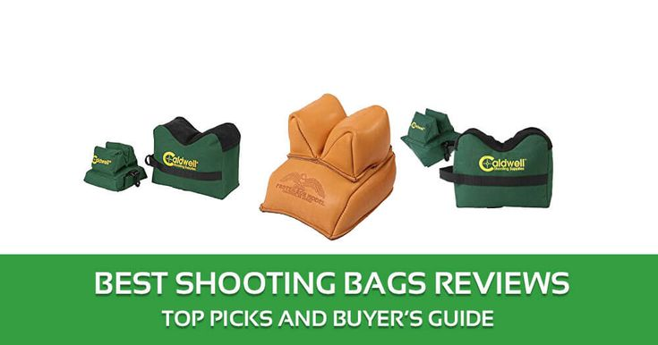 Best Shooting Bags Reviews 2017 – Top Picks and Buyer's Guide