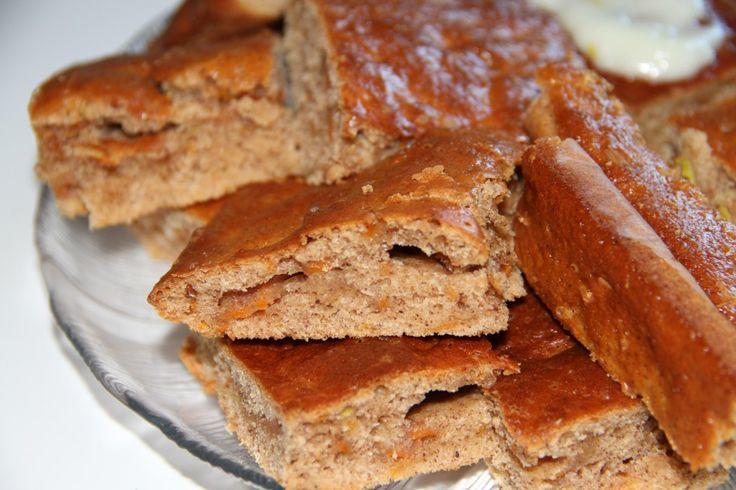 Fedtfattig squash kage // Cake healthyfood healthy