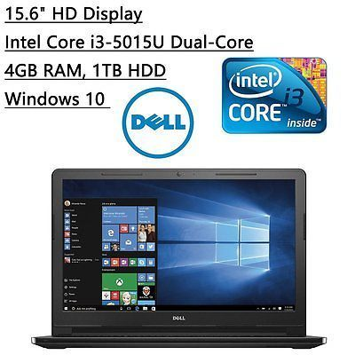 """Awesome Dell Laptops 2017: Free&Fast Shipping 2016 Newest Dell Inspiron i3558-5500BLK 15.6"""" Laptop...  Deals Check more at http://mytechnoworld.info/2017/?product=dell-laptops-2017-freefast-shipping-2016-newest-dell-inspiron-i3558-5500blk-15-6-laptop-deals"""