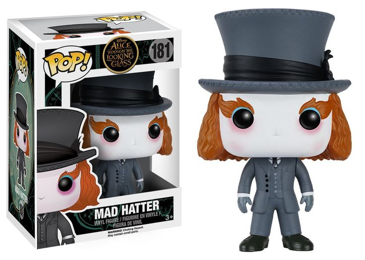 Pop! Disney: Alice Through the Looking Glass - Mad Hatter