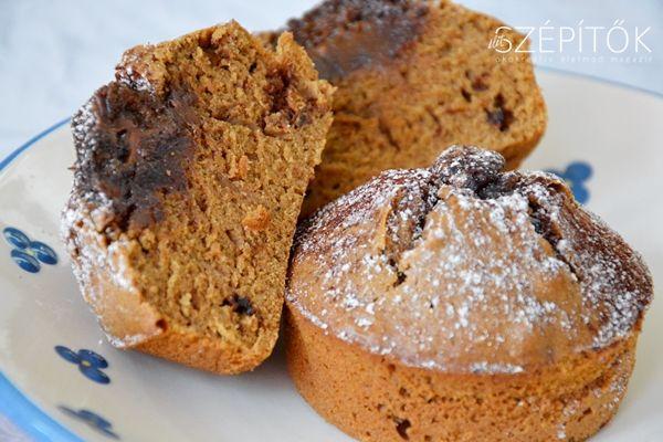 Kávés-kekszes muffin, ahogy szerkesztőnk készíti | Életszépítők