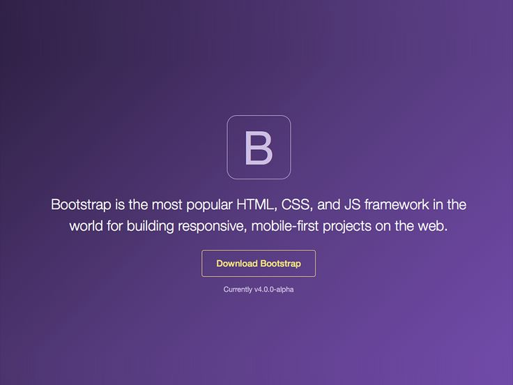 Bootstrap 4 Tutorial: Create a One-Page Template - Today you will learn how easy it is to create a one-page HTML responsive template using Bootstrap 4. At the end of this Bootstrap 4 tutorial, you will understand how to set it up.