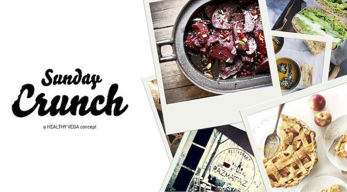 #Vegan #brunch in Amsterdam: Sunday Crunch #Razmataz  Reserveer nu!  http://www.healthyvega.nl/sunday-crunch/
