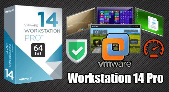 تحميل وتفعيل الاصدار الجديد من عملاق الأنظمة الوهمية برنامج vmware workstation 14