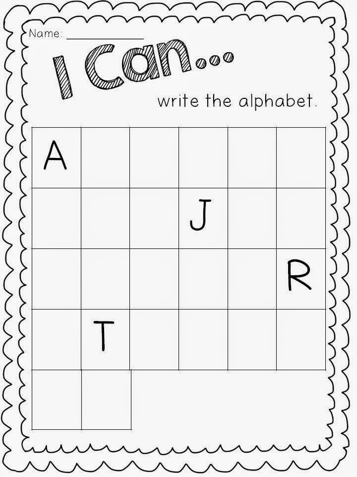 FREEBIE Friday {Beginning of Year Assessments}