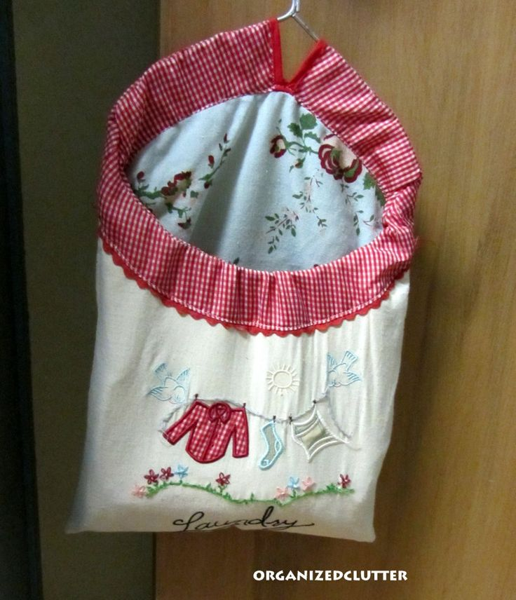 17 Best Ideas About Clothes Pin Bags On Pinterest