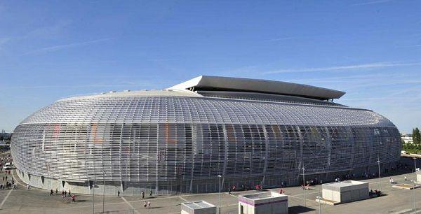 Tour des stades : Stade Pierre-Mauroy de Lille
