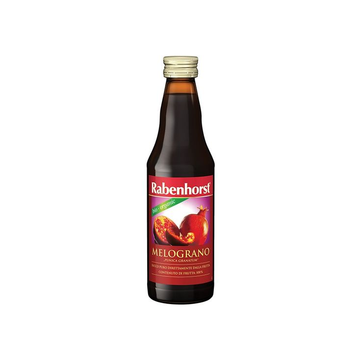 Succo di Melograno puro biologico Rabenhorst-Haus Rabenhorst