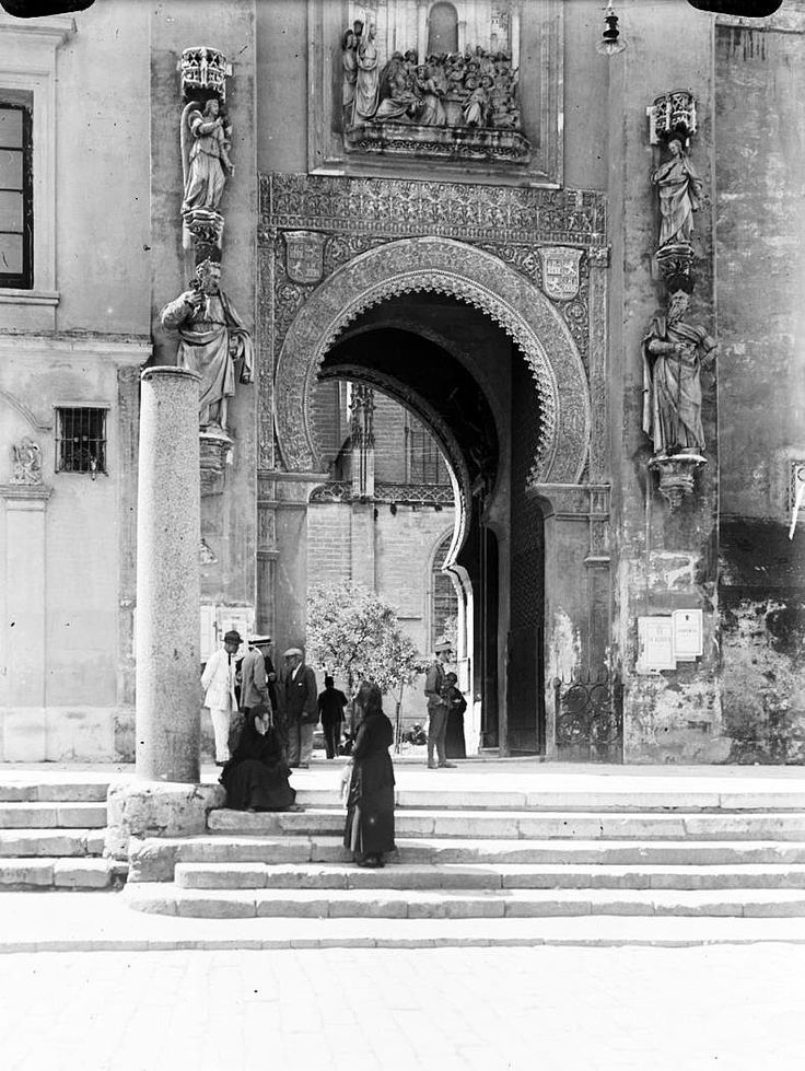 Fotos de la Sevilla del Ayer (VIII) - Página 8