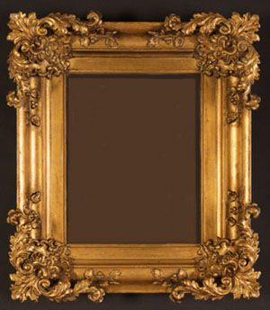 AntillFrameA gilt picture frame dating from around 1850. William Samuel Antill trained as a carver & gilder in South London and from 1854 he ran a picture-frame making business in Brighton, Sussex.