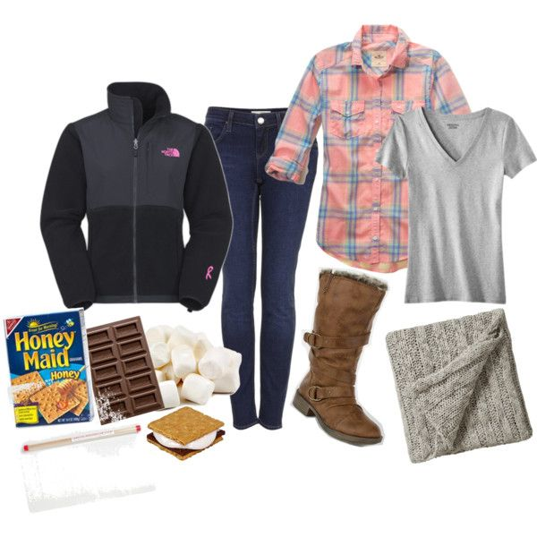Campfire and cookout outfit. A true cookout outfit.