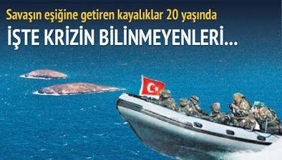 """Τουρκικά ΜΜΕ για Ίμια: """"Οι κομάντος έβαλαν βενζίνη με πιστωτική κάρτα και είχαν εντολή να μην πειράξουν τις κατσίκες"""""""