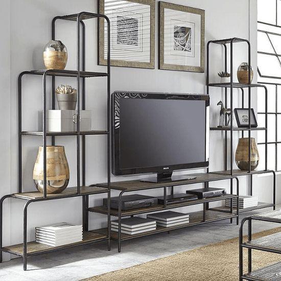 Camino Entertainment Center | TV Stands & Entertainment Centers by Trent Austin Design. Ideas for Entertainment Centers in 2018. #furniture #decor #en…