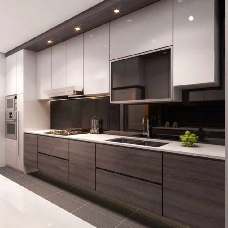 52+ Stunning Modern Kitchen Cabinets Ideas
