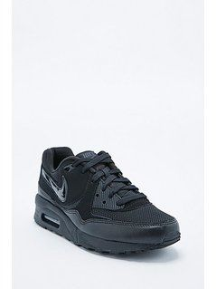 Nike Air Max Light Trainers in Black