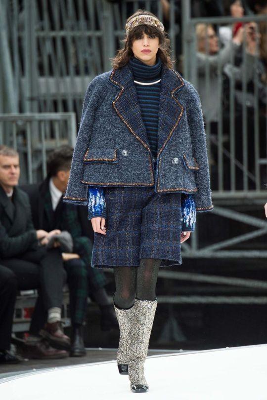 Chanel ready-to-wear autumn/winter '17/'18: