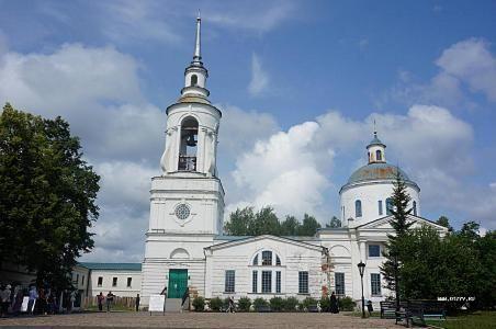 Свердловская область. По пути Святого Симеона. Верхотурье - Меркушино - Октай.