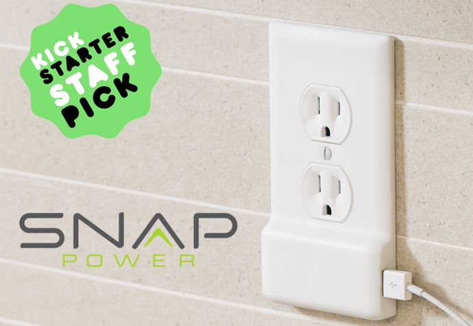 SnapPower Charger4